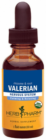 Valerian root is used to fight stress and anxiety and can also be used as a sleep aid