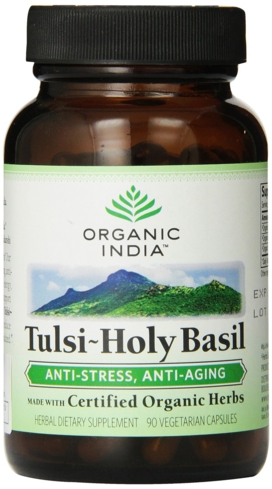 Tulsi is known for its numerous health benefits including immune system and stress support