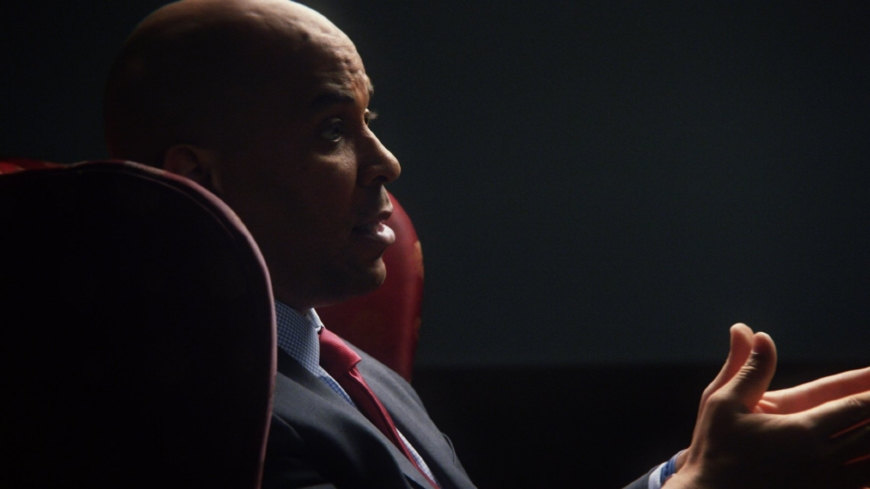 Senator Cory Booker (D-NJ) in 13TH - © 2016 Netflix
