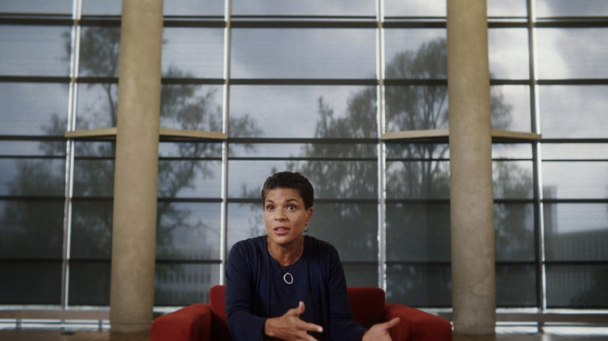 Michelle Alexander in 13TH - © 2016 Netflix