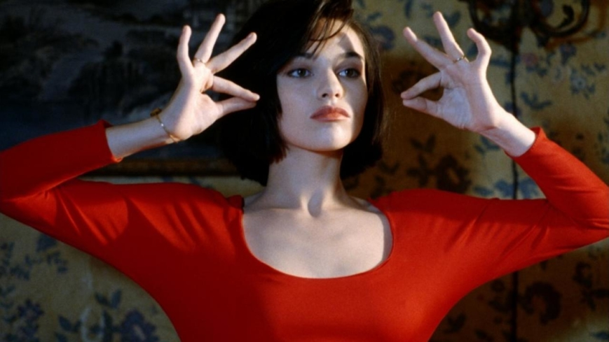 Béatrice Dalle in Betty Blue