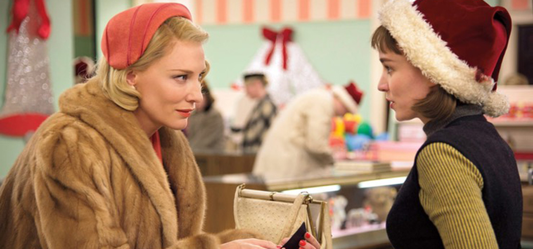 """Carol"" is based on Patricia Highsmith's 1952 novel ""The Price of Salt"""