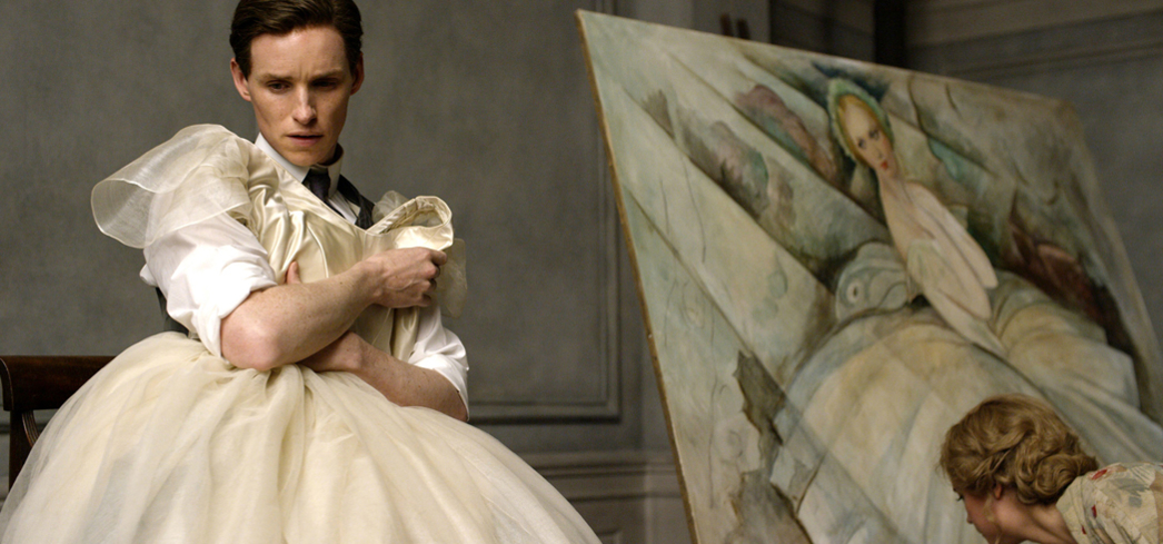The Danish Girl is inspired by the lives of Danish artists Lili Elbe and Gerda Wegener