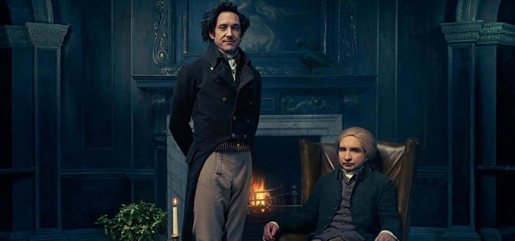 Jonathan Strange & Mr Norrell believe in magic ... do you?