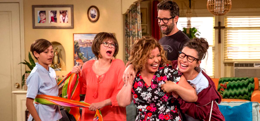The cast of One Day at a Time