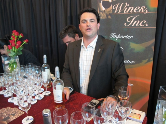 Bruno LaClotte of Regency Wines