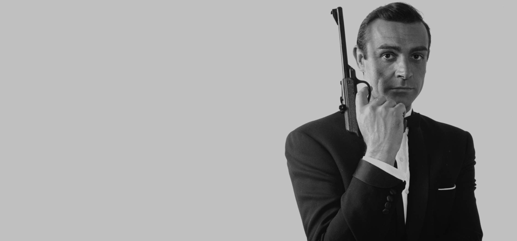 Sean Connery as James Bond in From Russia With Love