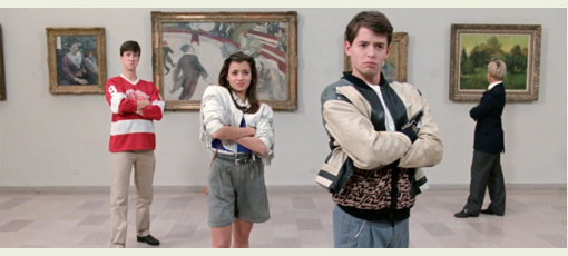 Matthew Broderick in Ferris Bueller's Day Off, one of GAYOT's Top 10 Comedies