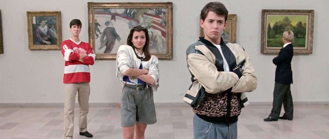 Ferris Bueller's Day off is one of the top comedies of all time