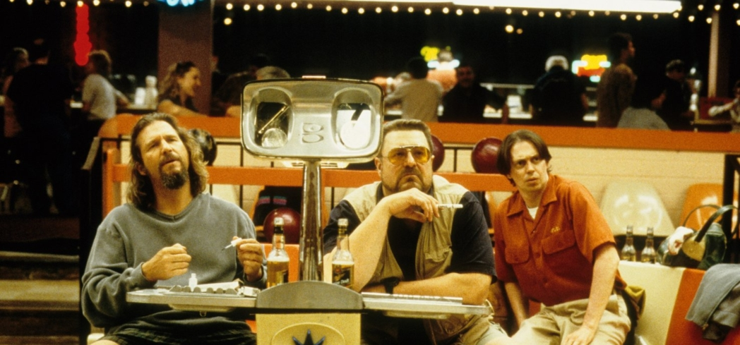 A scene from The Big Lebowski, one of GAYOT's Best Cult Movies (Photo by © 1998 Gramercy Pictures)