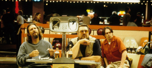 A scene from The Big Lebowski, one of GAYOT's Top 10 Cult Movies (Photo by © 1998 Gramercy Pictures)