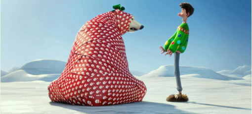 Arthur Christmas, one of GAYOT's Top 10 Holiday Movies