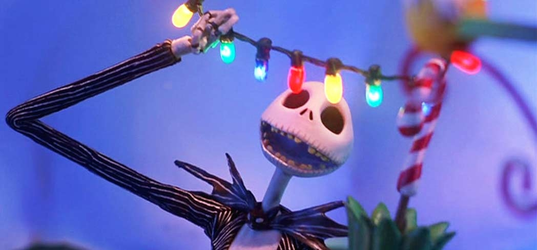 The Nightmare Before Christmas is one of GAYOT's Top 10 Holiday Movies