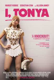 I, Tonya starring Margot Robbie