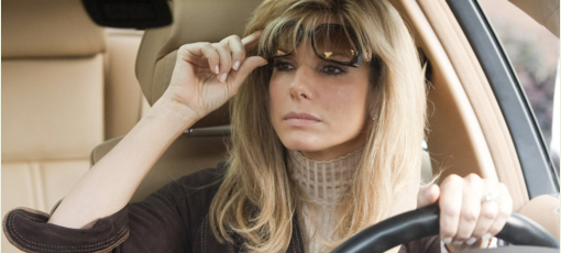 Sandra Bullock in The Blind Side plays Leigh Anne Tuohy, one of GAYOT's Top 10 Movie Moms
