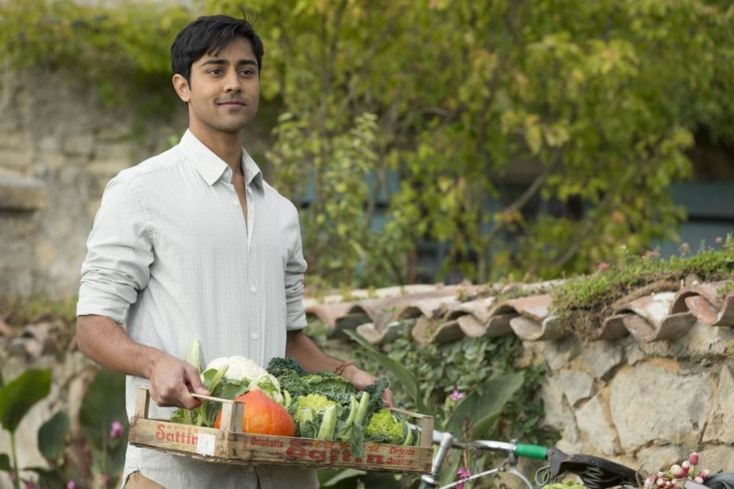 Manish Dayal in The Hundred-Foot Journey