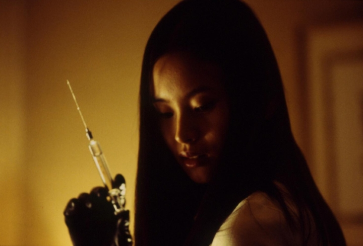 "Eihi Shiina in Takashi Miike's ""Audition"""