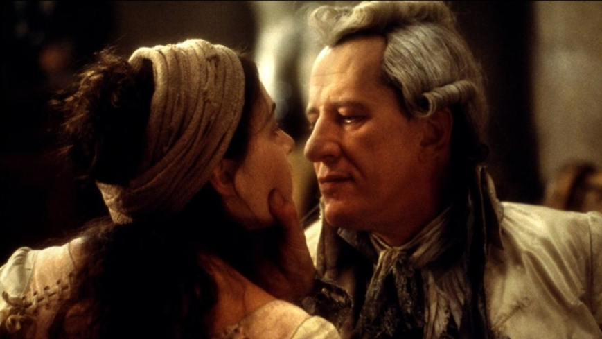 Geoffrey Rush in Quills (Photo by © 2000 - Fox Searchlight Pictures)
