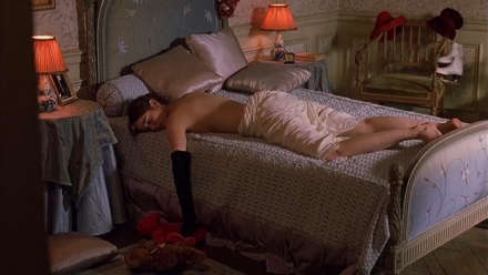 A scene from The Dreamers (Photo by © 2004 Fox Searchlight Pictures)