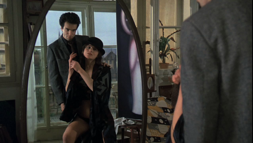 A scene from The Unbearable Lightness of Being