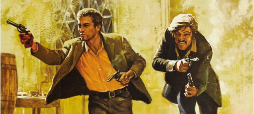 A scene from Butch Cassidy and the Sundance Kid, one of GAYOT's Top 10 Westerns