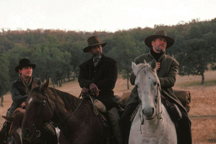 Clint Eastwood directs and stars in Unforgiven
