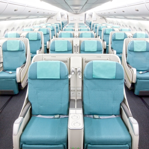 Korean Air offers spacious Prestige Suites on Business Class flights