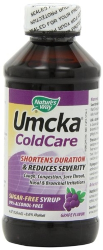 Umcka is an immune system booster made from the South African plant Pelargonium sidoides