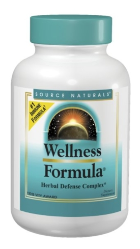 Wellness Formula - an all-natural immune system booster