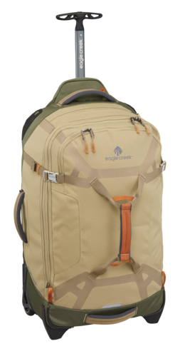 Eagle Creek's Load Warrior Wheeled Duffel was designed for adventurous types who need a sturdy bag