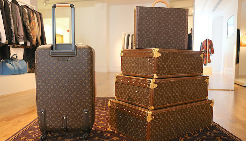 Travel in style with the Sirius 55 by Louis Vuitton