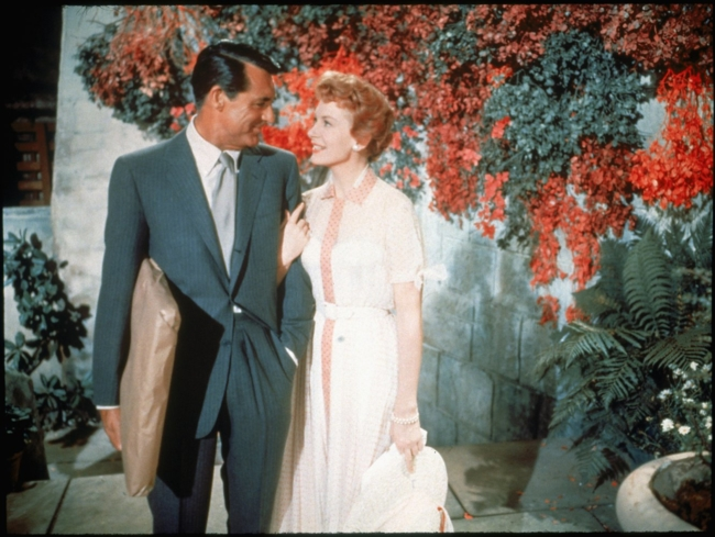 The main characters Terry McKay and Nickie Ferrante in An Affair to Remember (© 1957 Metro-Goldwyn-Mayer Studios Inc.)