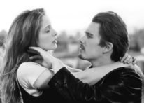 The star-crossed lovers in Before Sunrise (Photo by Hulton Archive/Getty Images - © 2013 Getty Images)
