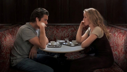 A scene from the film, Before Sunrise (Photo © 1995 Sony Pictures Entertainment)