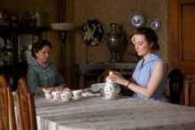 Julie Walters and Saoirse Ronan in Brooklyn (Photo by Kerry Brown - © 2015 - Fox Searchlight Pictures)