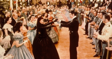 A scene from the film, Gone with the Wind (Photo by New Line Cinemas)
