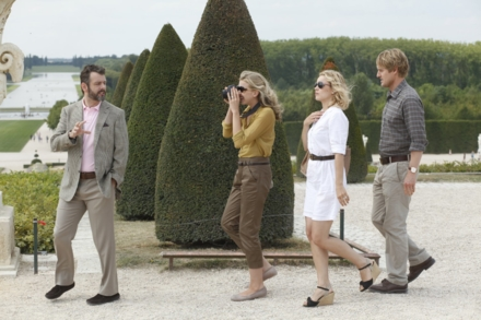 Owen Wilson, Michael Sheen, and Rachel McAdams in Midnight in Paris (© 2011 - Sony Pictures Classics)