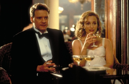 Colin Firth and Kristin Scott Thomas in The English Patient (Photo © 1996 - Miramax)