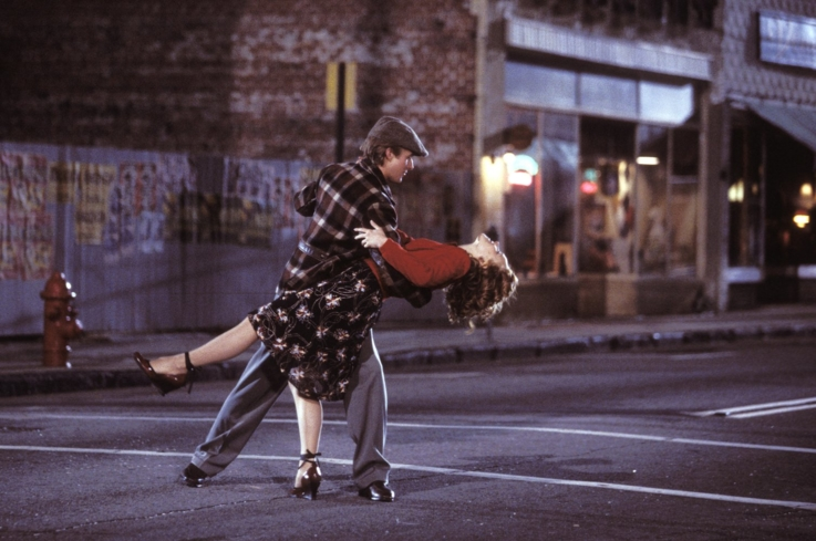 Ryan Gosling and Rachel McAdams in The Notebook (Photo by Melissa Moseley - © 2004 New Line Cinema)