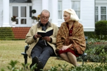James Garner and Gena Rowlands in The Notebook (Photo by Melissa Moseley - © 2004 New Line Cinema)