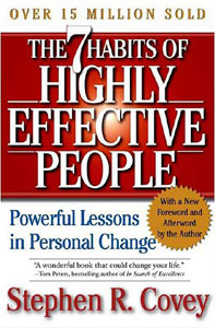 Get ready for a complete paradigm shift with The 7 Habits of Highly Effective People, one of the best-selling nonfiction business books