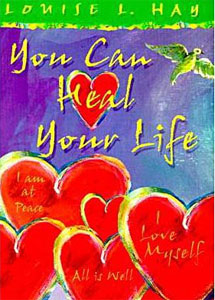 You Can Heal Your Life by Louise Hay is gorgeously illustrated and oozing optimism and beauty