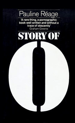"""""""Story of O,"""" the 1954 S&M classic by Pauline Réage"""""""