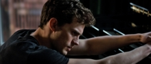 Jamie Dornan plays the role of Christian Grey, a rich bachelor seeking a thrill.