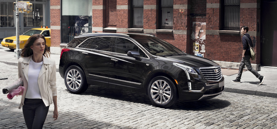 The 2017 Cadillac XT5 luxury crossover is GAYOT's Car of the Month for August 2016