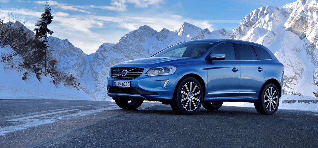 The Volvo XC60, one of GAYOT's Top 10 Crossovers