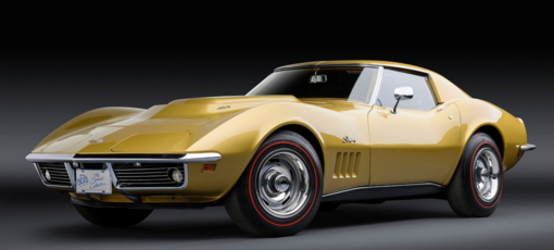 This 1969 Chevrolet Corvette L88 Coupe is for sale at the 2016 Russo and Steele Collector Automobile Auctions