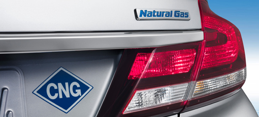 Natural gas is a safe, eco-friendly alternative to fuel
