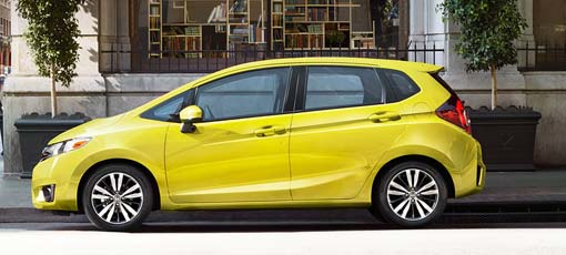 The Honda Fit is a solid choice for teenager drivers