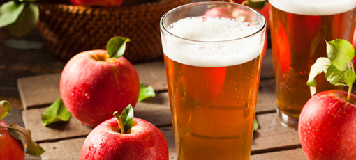 Get the latest news on hard ciders